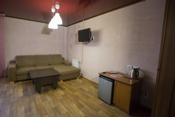 Гостиница Набережная - фото 23