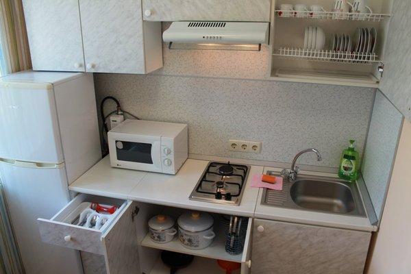 Подушка Апартаменты на Амурском Бульваре - фото 6