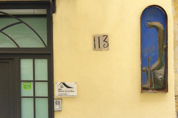 Maison Du La Rua - фото 17