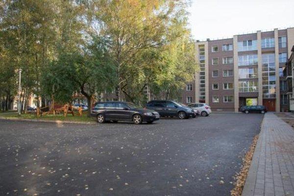 Loft apartment - фото 20