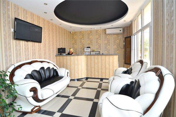 Отель Омега - фото 11
