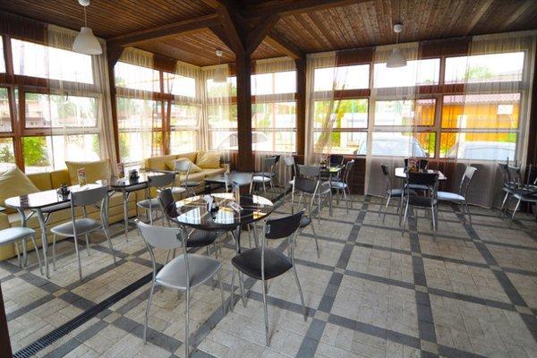 Отель Омега - фото 12