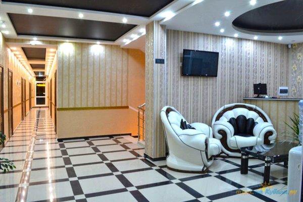 Отель Омега - фото 13