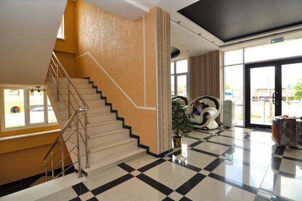Отель Омега - фото 14