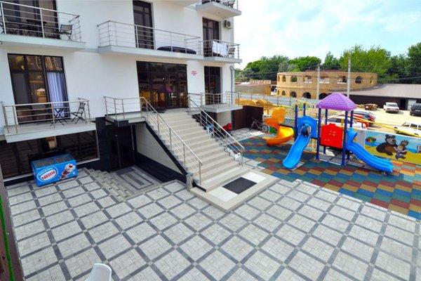 Отель Омега - фото 17
