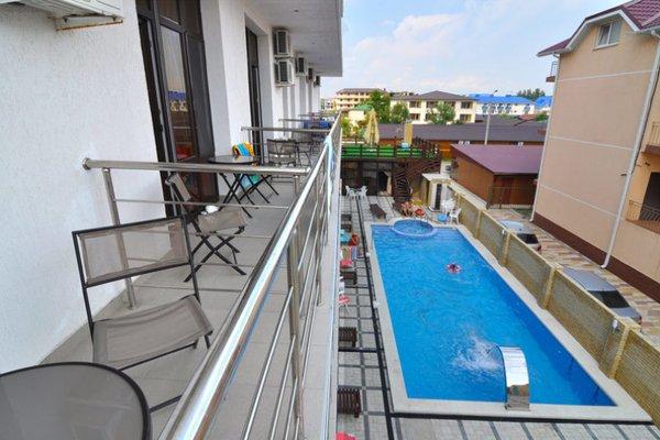 Отель Омега - фото 19
