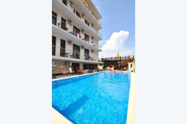 Отель Омега - фото 20