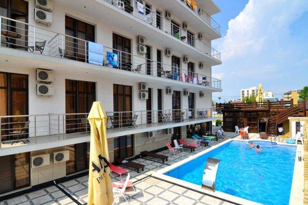 Отель Омега - фото 22