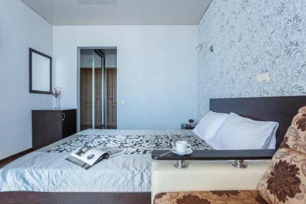 Отель Омега - фото 3