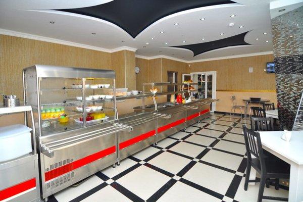 Отель Омега - фото 7
