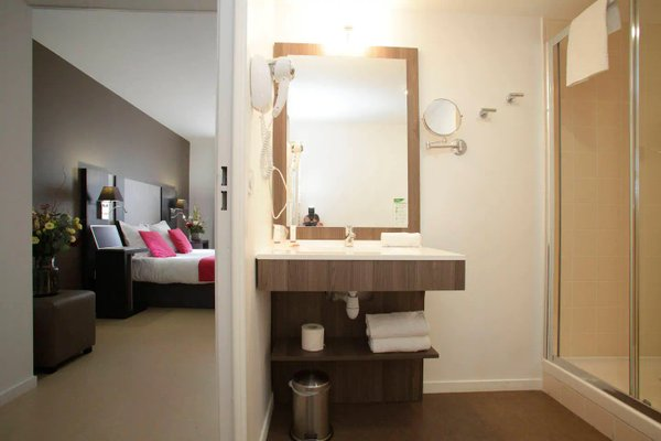 Odalys Appart'hotel Lorgeril - фото 10