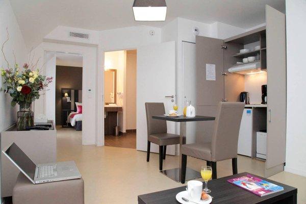 Odalys Appart'hotel Lorgeril - фото 12