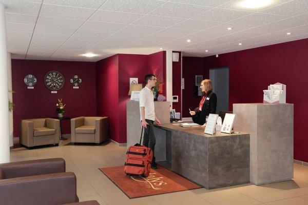 Odalys Appart'hotel Lorgeril - фото 13