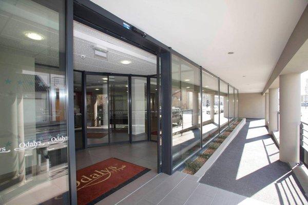 Odalys Appart'hotel Lorgeril - фото 14