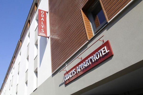 Odalys Appart'hotel Lorgeril - фото 22