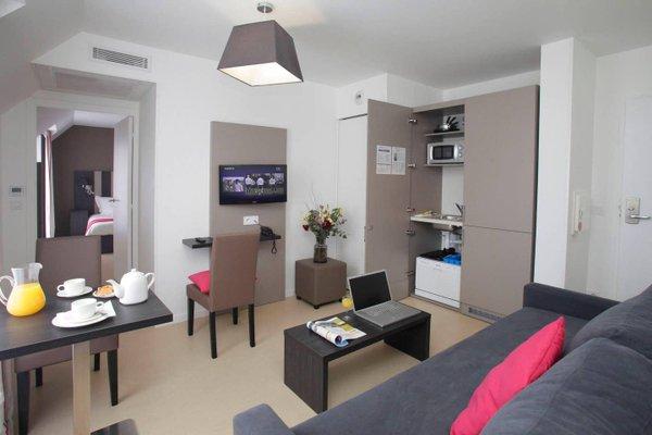 Odalys Appart'hotel Lorgeril - фото 8