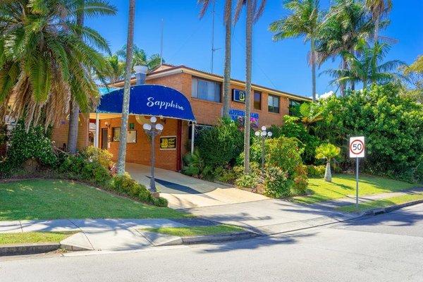 Sapphire Palms Motel - фото 21
