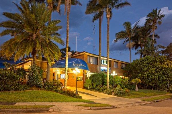 Sapphire Palms Motel - фото 22