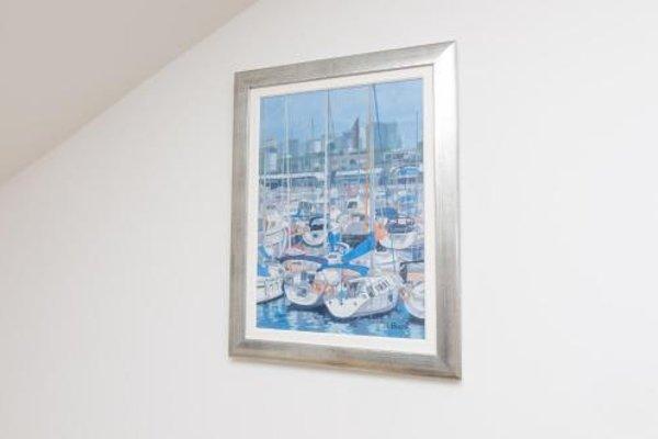 Sea View Studio Positive Place - 3