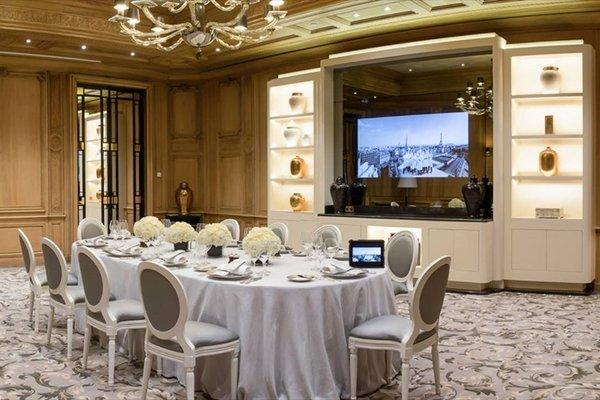 Four Seasons Hotel George V Paris - фото 11