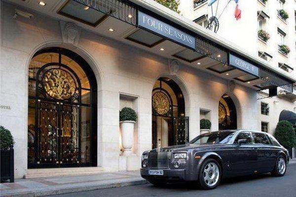 Four Seasons Hotel George V Paris - фото 17