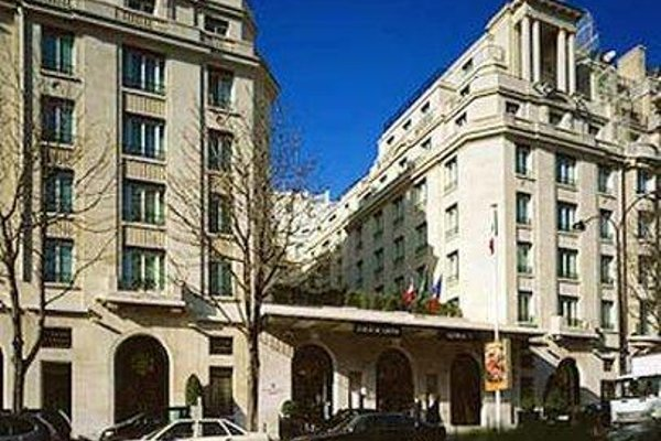 Four Seasons Hotel George V Paris - фото 22