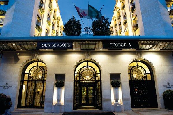 Four Seasons Hotel George V Paris - фото 23
