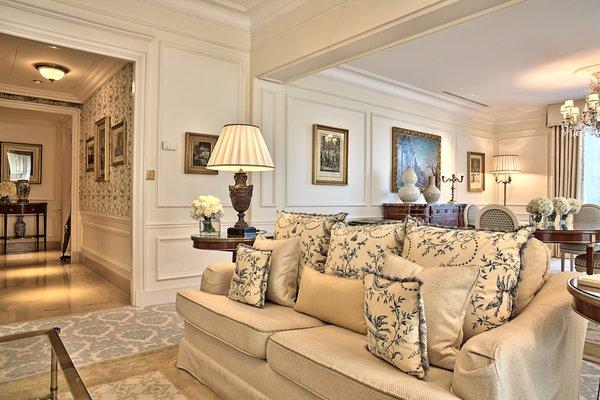 Four Seasons Hotel George V Paris - фото 3