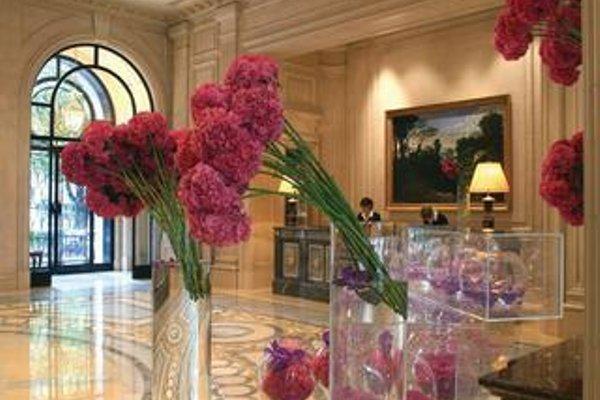 Four Seasons Hotel George V Paris - фото 6