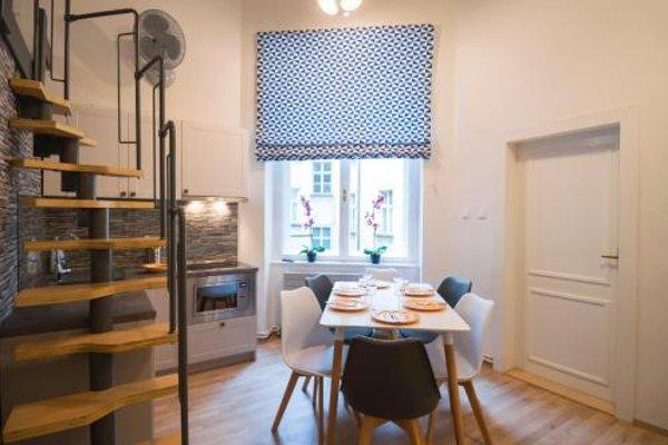 Apartment Havelska - фото 14