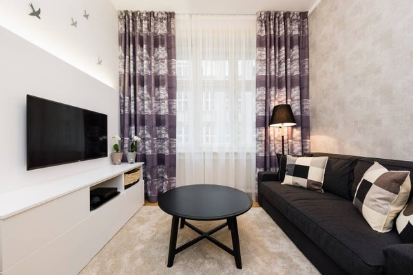 Modern Apartment Charvatova - фото 6