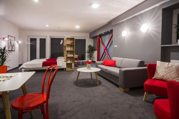 Mosquito Silesia Apartments - фото 8