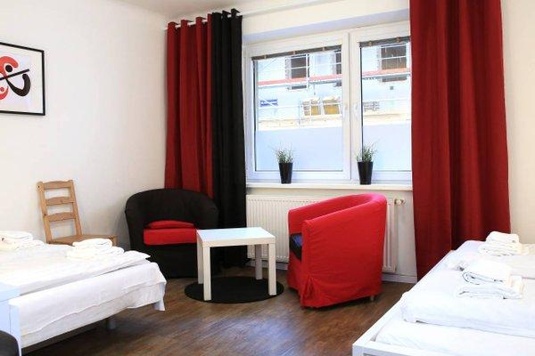 Flatprovider Cosy Scheu Apartment - фото 11