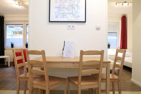 Flatprovider Cosy Scheu Apartment - фото 16