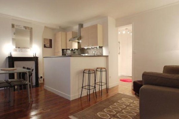 Apartment Bastille - фото 43