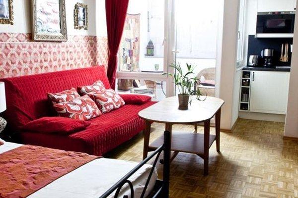 Design-Apartment Karlsplatz with Balcony - фото 18