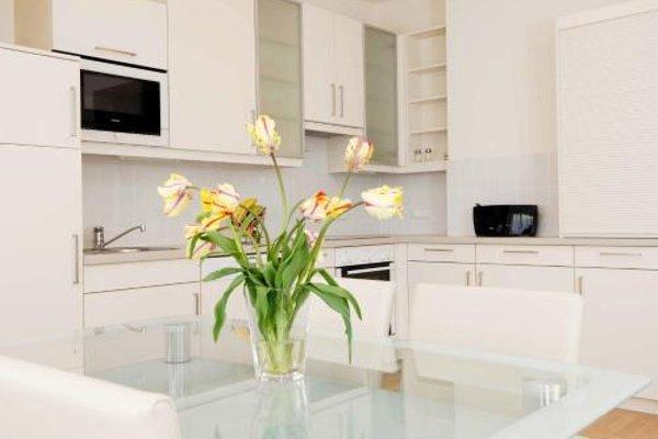 Riess Apartments Rotenhofgasse - 21