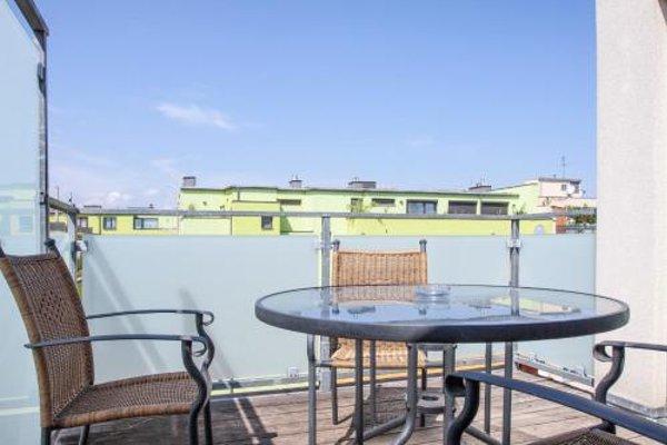 Riess Apartments Rotenhofgasse - 23