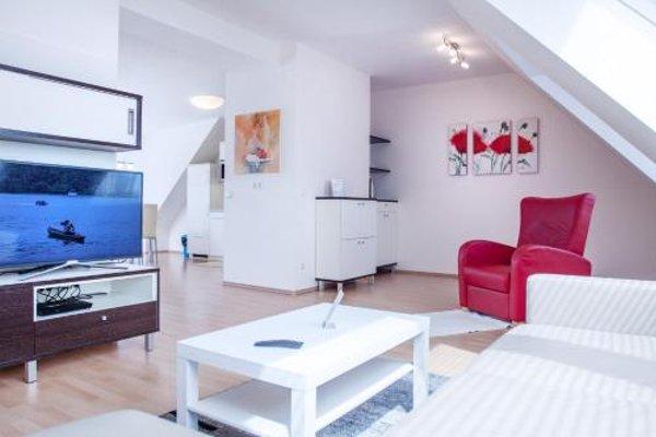 Riess Apartments Rotenhofgasse - 8