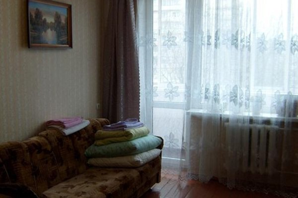 Two bedroom apartment on Masherov avenue 57 - 17