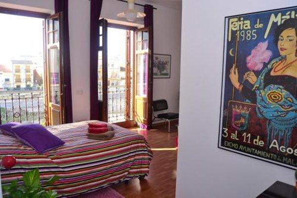 Shiny Malaga Apartments - 14
