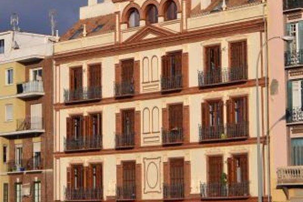 Shiny Malaga Apartments - 20