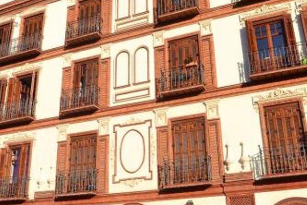 Shiny Malaga Apartments - 22