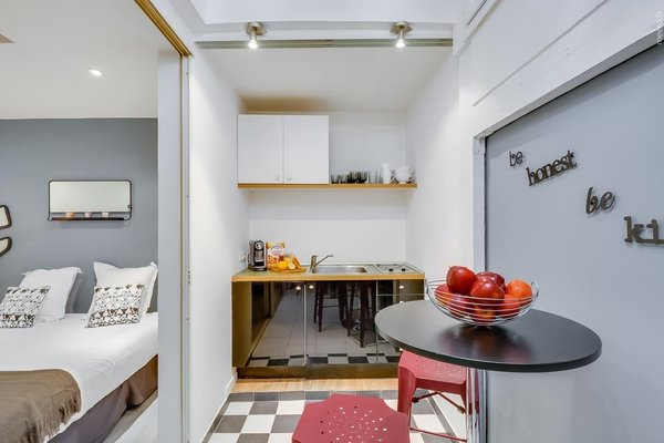 Sweet Inn Apartments - Rue De L'Exposition - фото 3