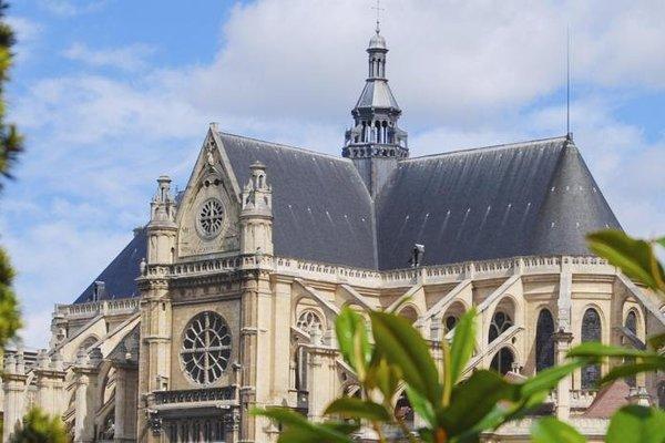 Parisian Home Chatelet Les Halles - 10