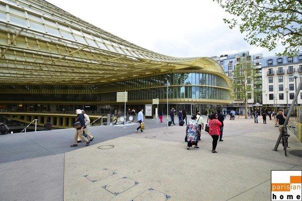 Parisian Home Chatelet Les Halles - 8