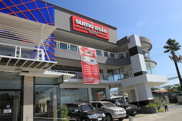 Sumo Asia Hotels - Davao - фото 50