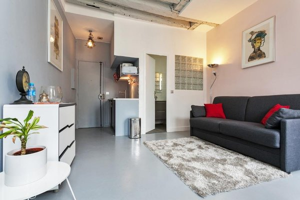 Appartement Volta - 3