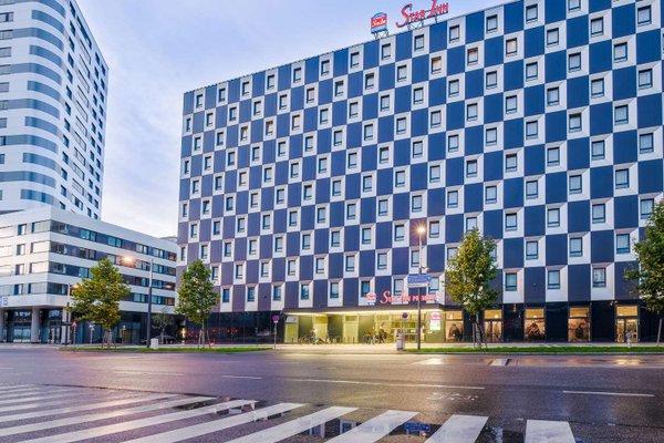 Star Inn Hotel Premium Wien Hauptbahnhof, by Quality - фото 42
