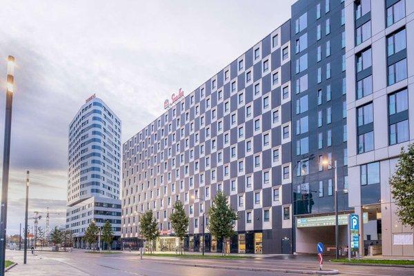 Star Inn Hotel Premium Wien Hauptbahnhof, by Quality - фото 22